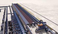 钢结构施工动画制作