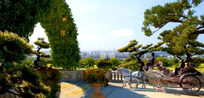 建筑三维动画图片