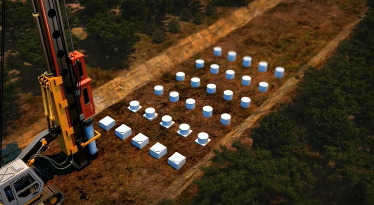 建筑施工动画图片